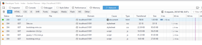 Configuring HTTP Response caching in ASP.Net and ASP.NetMVC